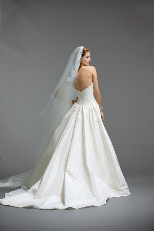 Watters - Spring 2014 Bridal Collection - Luvina Wedding Dress