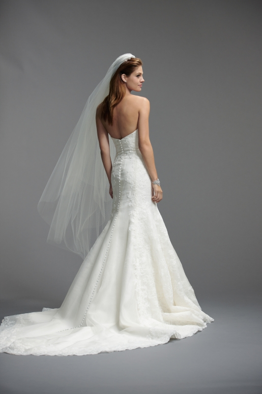 Watters - Spring 2014 Bridal Collection - Makena Wedding Dress