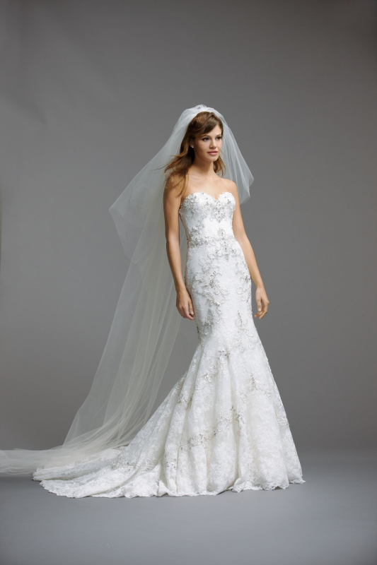 Watters - Spring 2014 Bridal Collection - Olina Wedding Dress