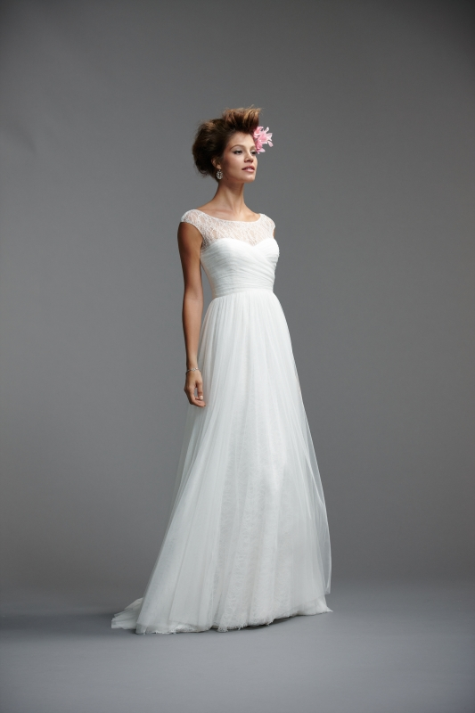 Watters - Spring 2014 Bridal Collection - Salida Wedding Dress