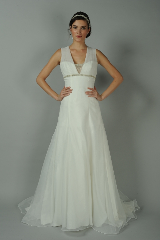 Anne Barge Wedding Dresses Fall 2014 Blue Willow Bride