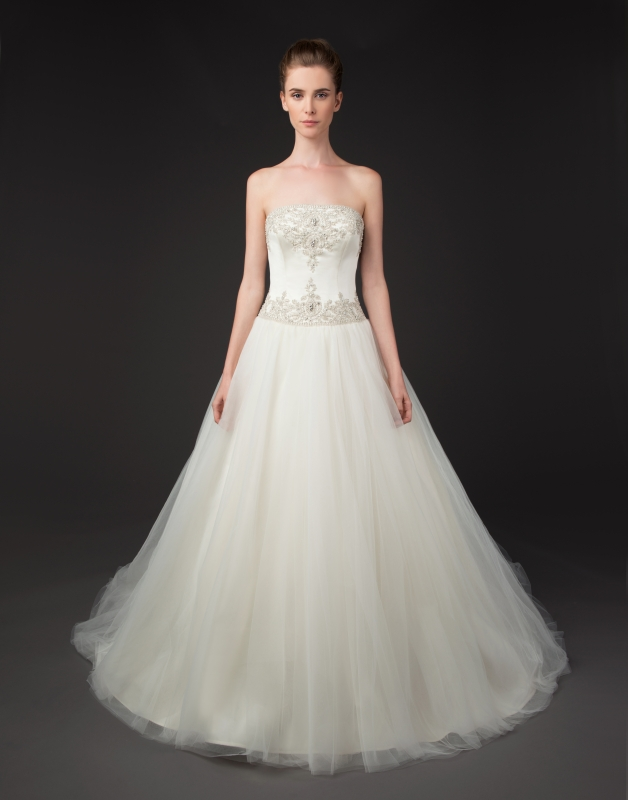 Winnie Couture - 2014 Blush Label Collection  - Dinah Wedding Dress</p>