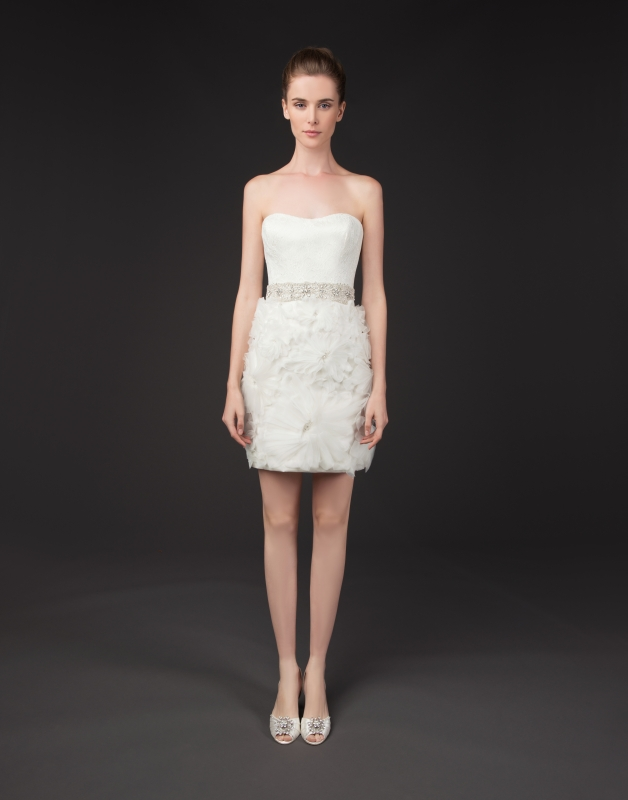 Winnie Couture - 2014 Blush Label Collection  - Daisy Wedding Dress</p>
