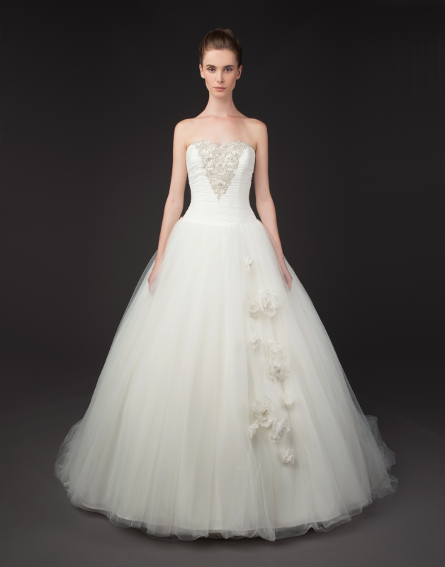 Winnie Couture - 2014 Blush Label Collection  - Florence Wedding Dress</p>