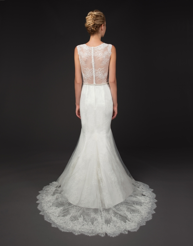 Winnie Couture - 2014 Blush Label Collection  - Fran Wedding Dress</p>
