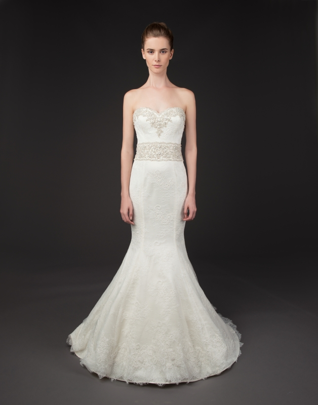 Winnie Couture - 2014 Blush Label Collection  - Marjorie Wedding Dress</p>