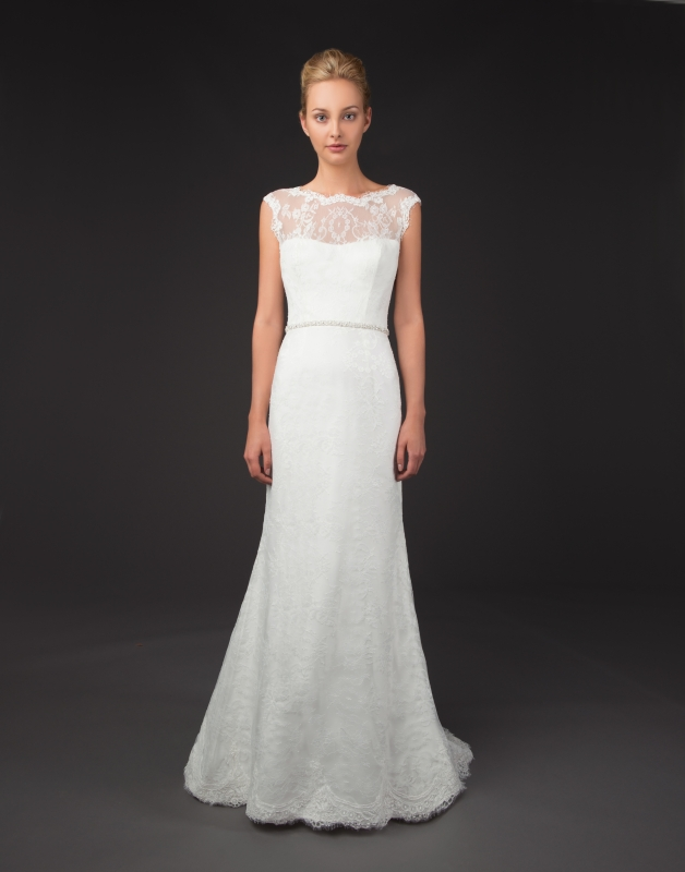 Winnie Couture - 2014 Blush Label Collection  - Sevina Wedding Dress</p>
