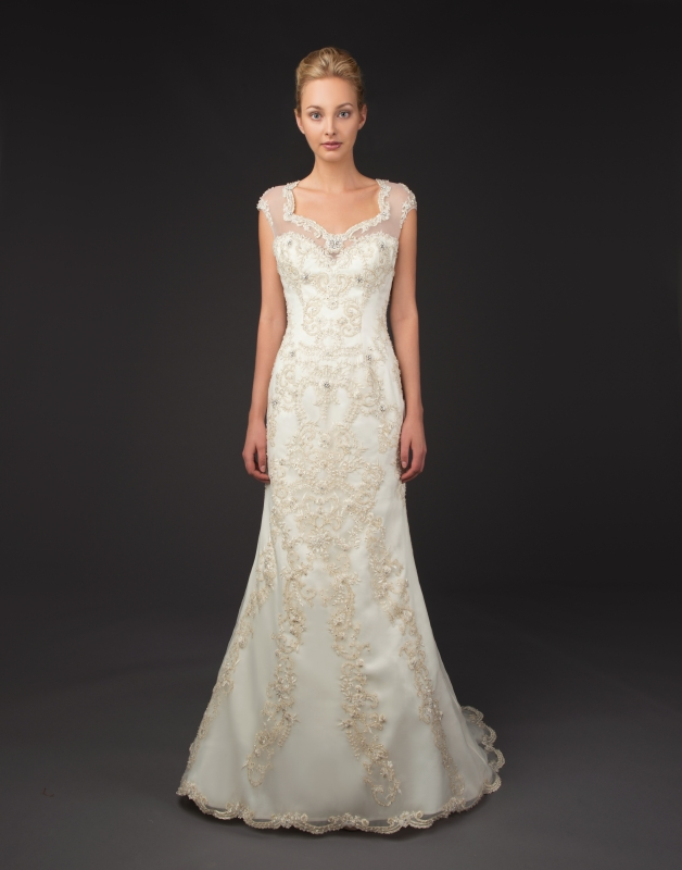 Winnie Couture - 2014 Blush Label Collection  - Stellina Wedding Dress</p>