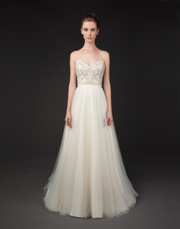 Winnie Couture - 2014 Blush Label Collection  - Sydelle Wedding Dress</p>
