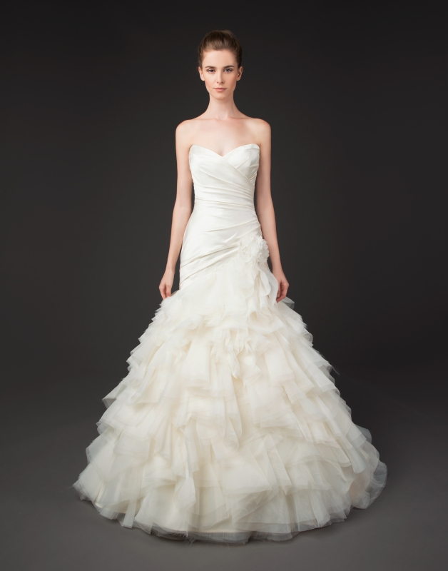 Winnie Couture - 2014 Diamond Label Collection  - Benadette Wedding Dress</p>