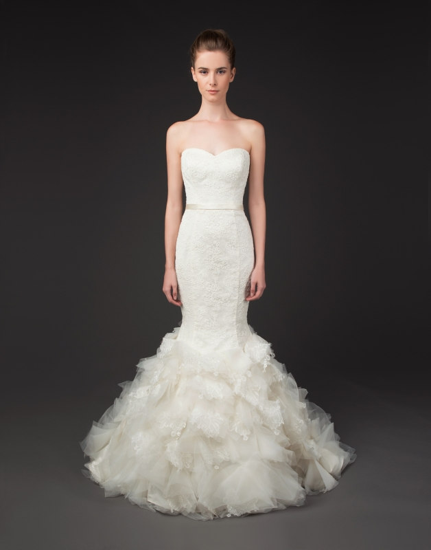Winnie Couture - 2014 Diamond Label Collection  - Brealynn Wedding Dress</p>
