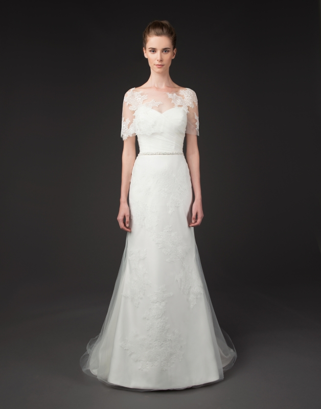 Winnie Couture - 2014 Diamond Label Collection  - Brittney Wedding Dress</p>