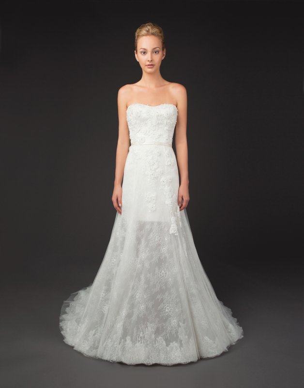 Winnie Couture - 2014 Diamond Label Collection  - Daphney Wedding Dress</p>
