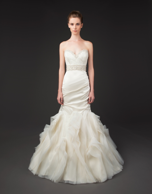 Winnie Couture - 2014 Diamond Label Collection  - Gisselle Wedding Dress</p>