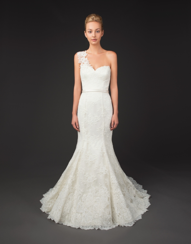 Winnie Couture - 2014 Diamond Label Collection  - Kenzi Wedding Dress</p>