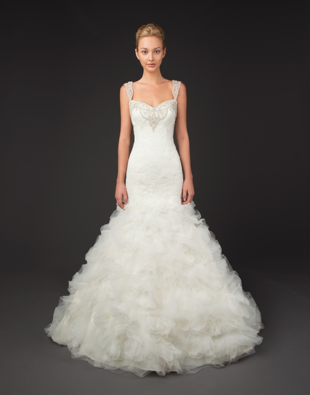 Winnie Couture - 2014 Diamond Label Collection  - Melinda Wedding Dress</p>