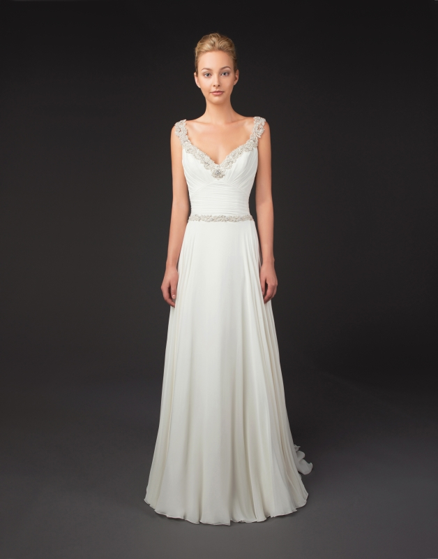 Winnie Couture - 2014 Diamond Label Collection  - Selby Wedding Dress</p>