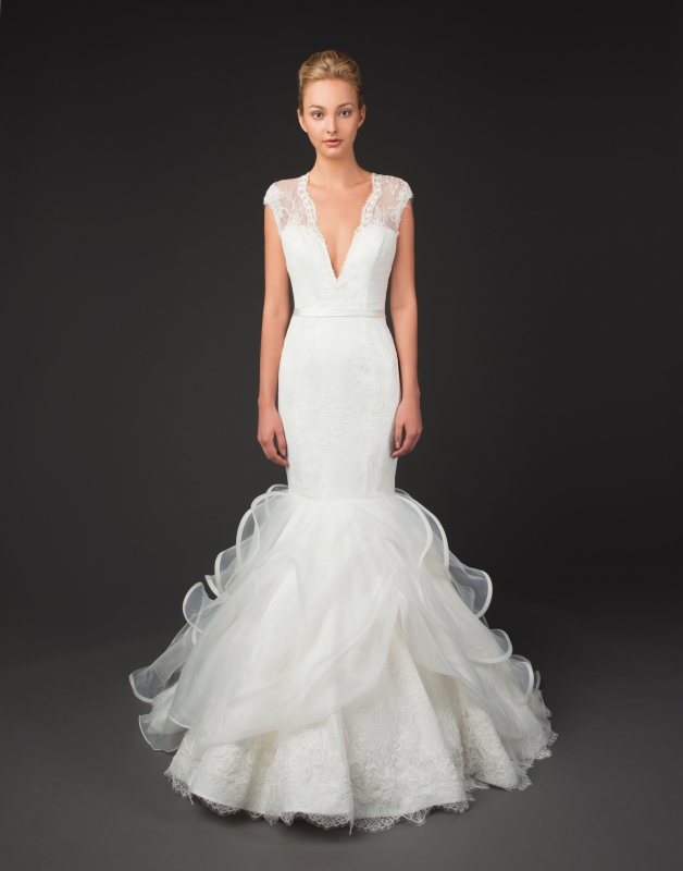 Winnie Couture - 2014 Diamond Label Collection  - Vanessa Wedding Dress</p>