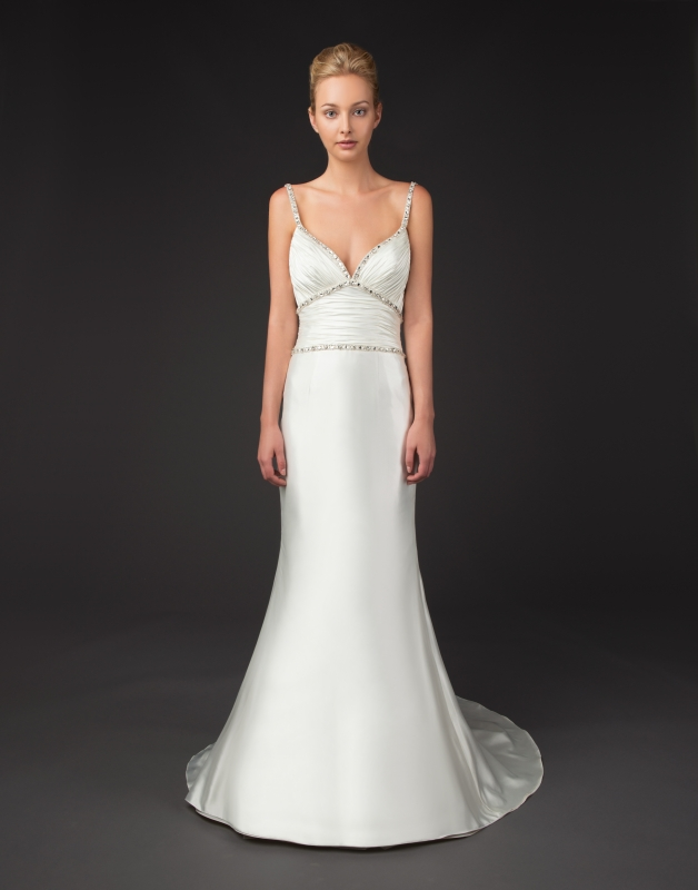 Winnie Couture - 2014 Diamond Label Collection  - Venita Wedding Dress</p>
