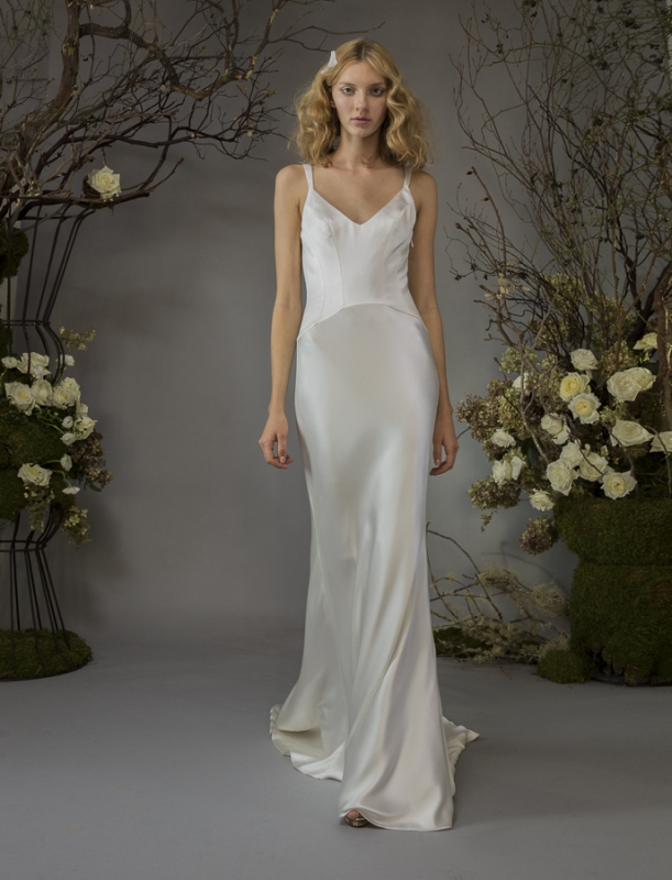 Elizabeth Fillmore Wedding Dresses - Fall 2014 Bridal Collection
