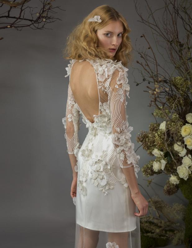 Elizabeth Fillmore Wedding Dresses - Fall 2014 Bridal Collection