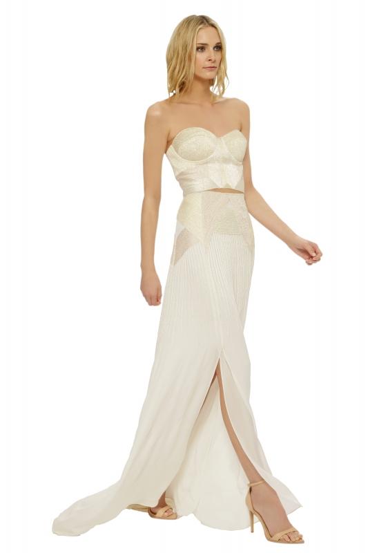 Artemis Corded Bridal Bustier