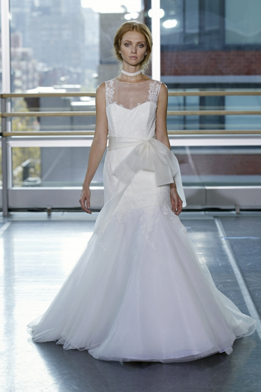 Rivini - Fall 2014 Bridal Collection - Giuliana Wedding Dress</p>