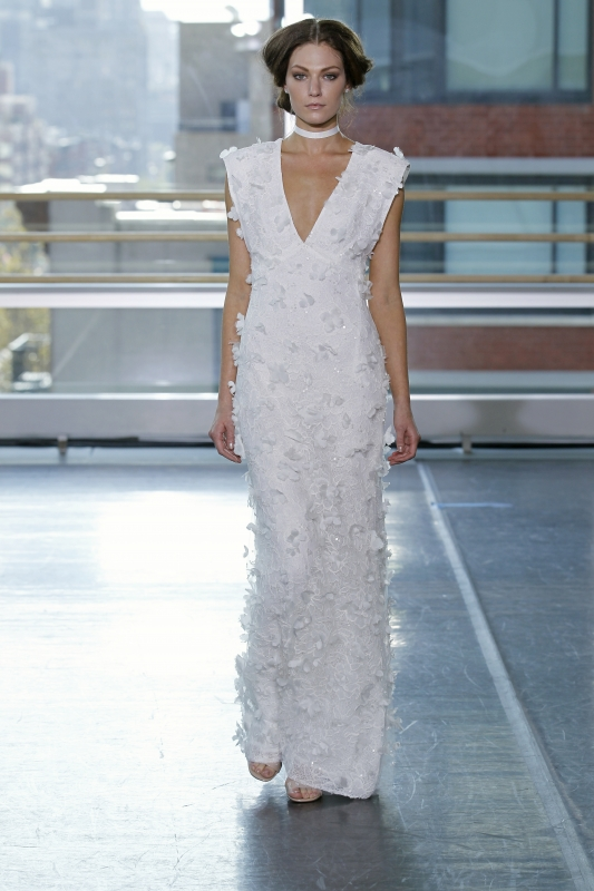 Rivini - Fall 2014 Bridal Collection - Grazia Wedding Dress</p>