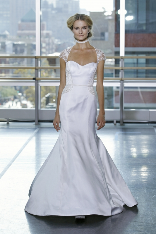 Rivini - Fall 2014 Bridal Collection - Francesca Wedding Dress</p>