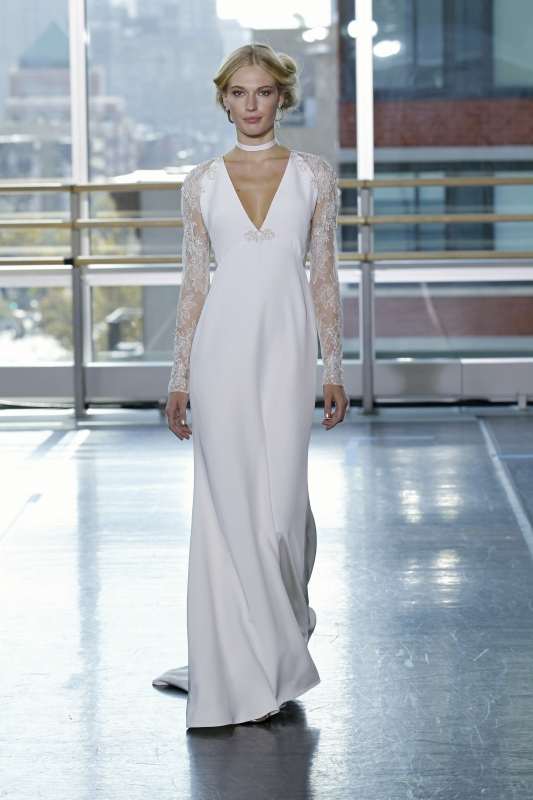 Rivini - Fall 2014 Bridal Collection - Donatella Wedding Dress</p>