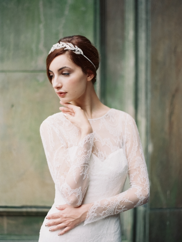 Enchanted Atelier - Fall 2014 Accessories - Lady Mary Headband </p>