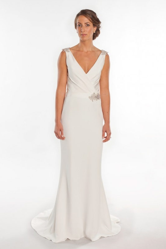 Trish Lee San Francisco  - 2014 Bridal Collection - Channel the inner Hollywood starlet in you with