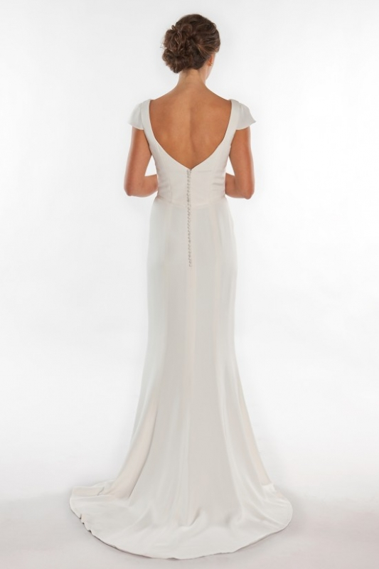 Trish Lee San Francisco  - 2014 Bridal Collection - Reminiscent of the 1930s,
