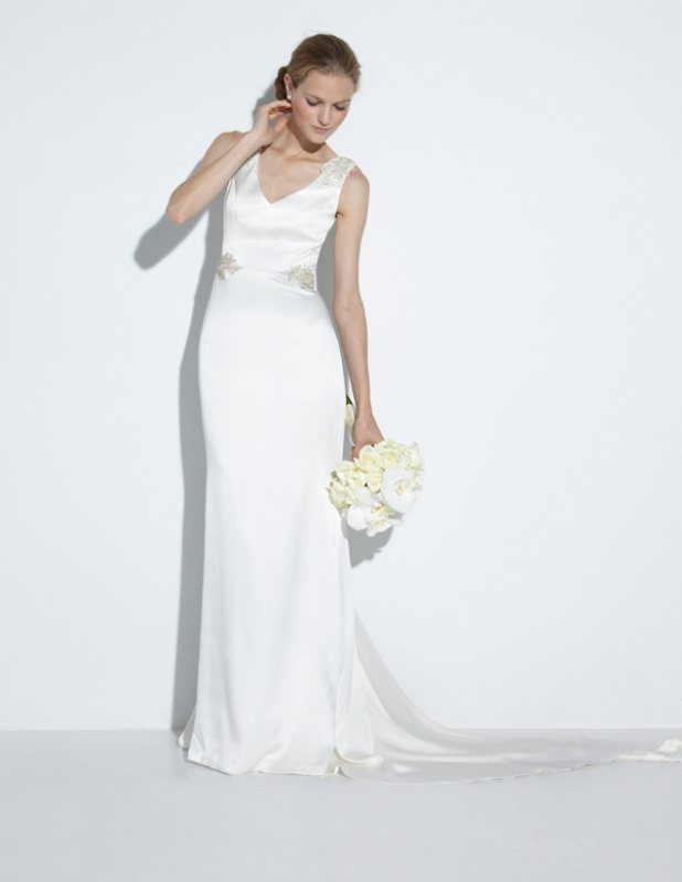 Nicole Miller Wedding Dresses - Fall 2014 Bridal Collection