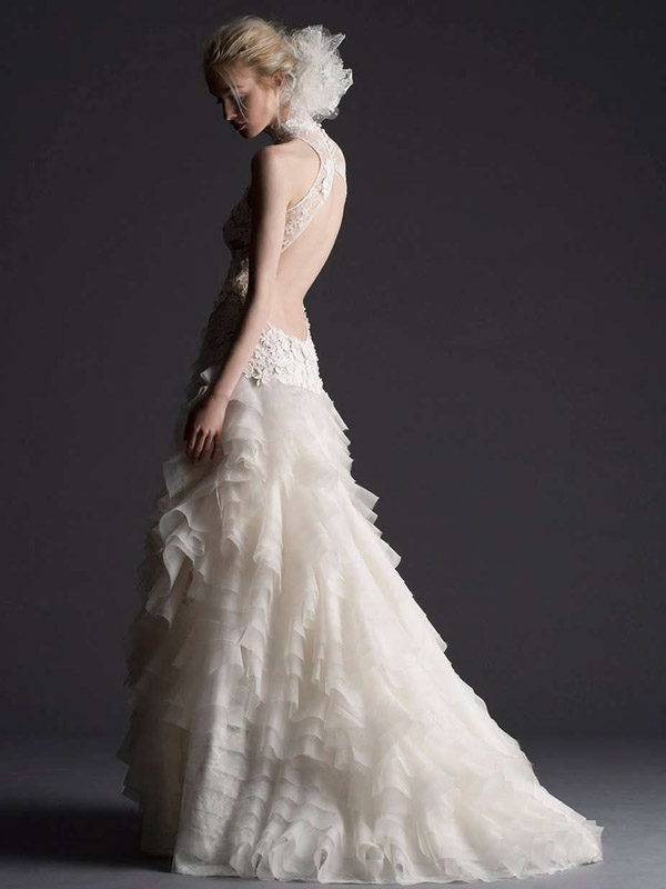 Cymbeline Paris - 2014 Bridal Collection - Hilana Wedding Dress</p>