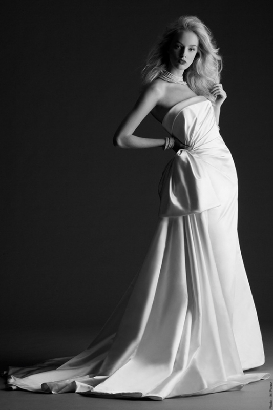 Cymbeline Paris - 2014 Bridal Collection - Harwen Wedding Dress</p>