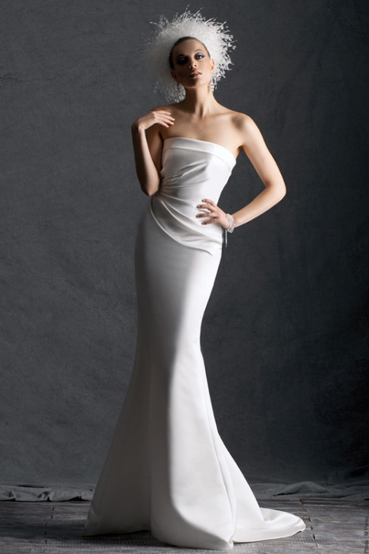 Cymbeline Paris - 2014 Bridal Collection - Hermes Wedding Dress</p>