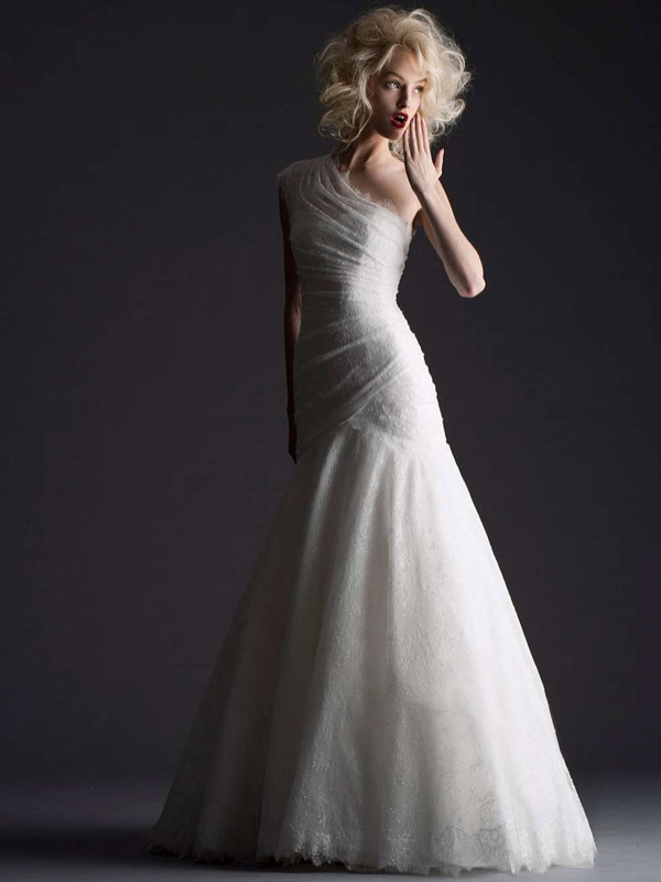 Cymbeline Paris - 2014 Bridal Collection - Hedwige Wedding Dress</p>