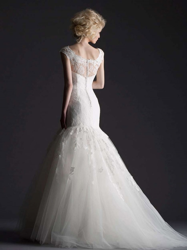 Cymbeline Paris - 2014 Bridal Collection - Hema Wedding Dress</p>