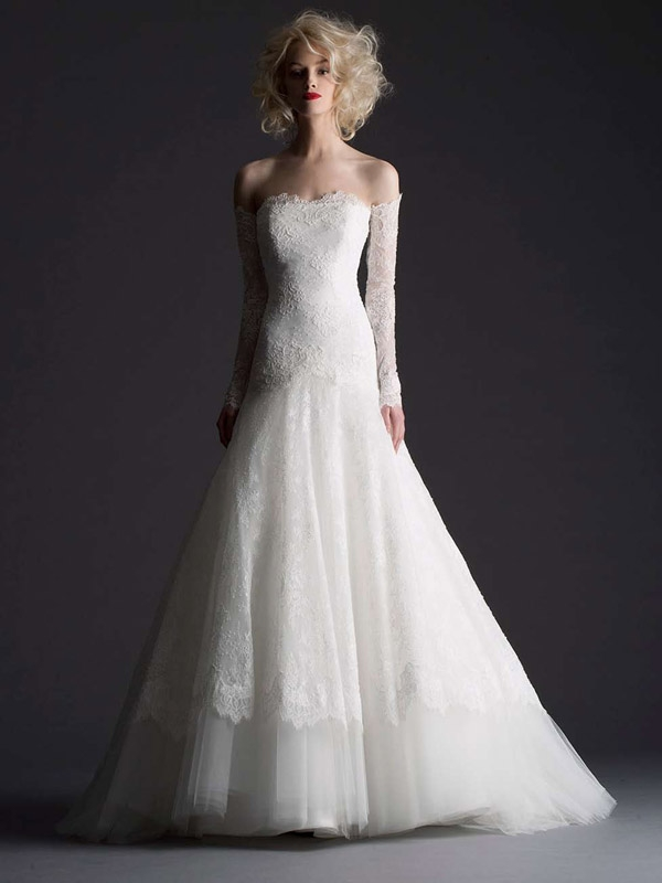Cymbeline Paris - 2014 Bridal Collection - Honda Wedding Dress</p>