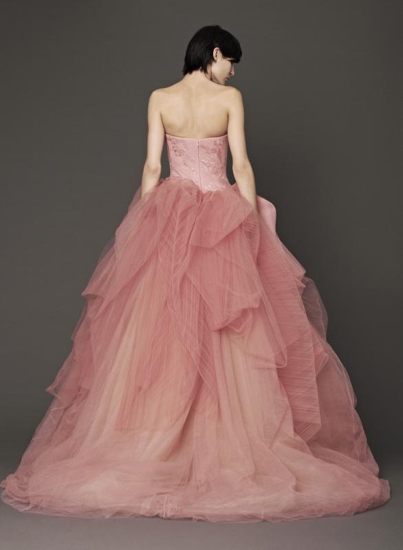 Vera Wang Wedding Dresses - Fall 2014 Bridal Collection