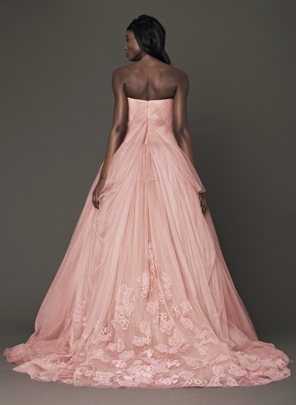 Vera Wang Wedding Dresses - Fall 2014 Bridal Collection