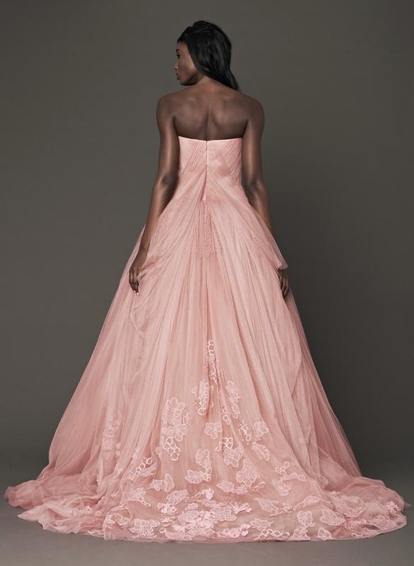 Vera Wang Wedding Dresses Fall 2014 Bridal Collection