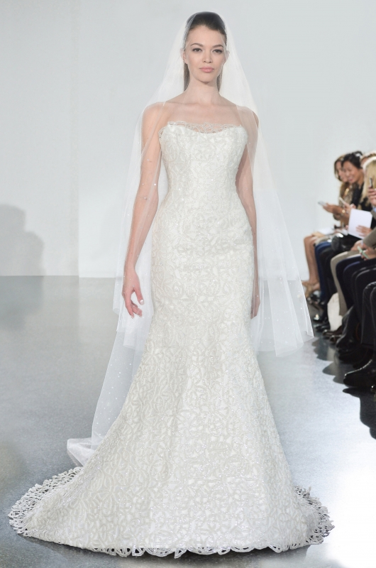 Romona Keveza - Fall 2014 Bridal Collection  - <a href=