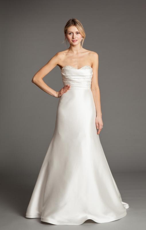 Drama Wedding Dress