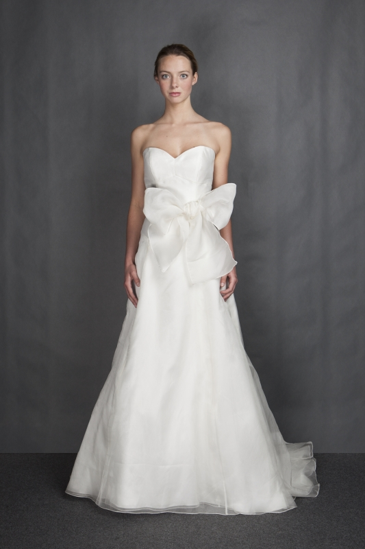 Heidi Elnora - Spring 2014 Bridal Collection - <a href=