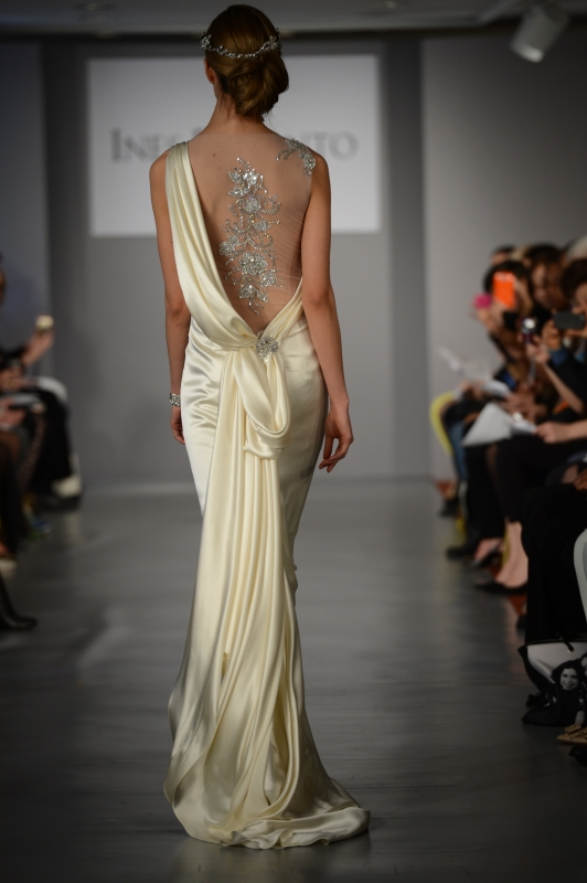 Ines Di Santo - Spring 2014 Couture Bridal Collection - <a href=