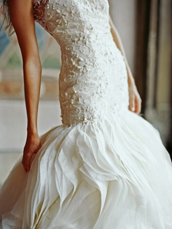 Field Of Love Wedding Dress