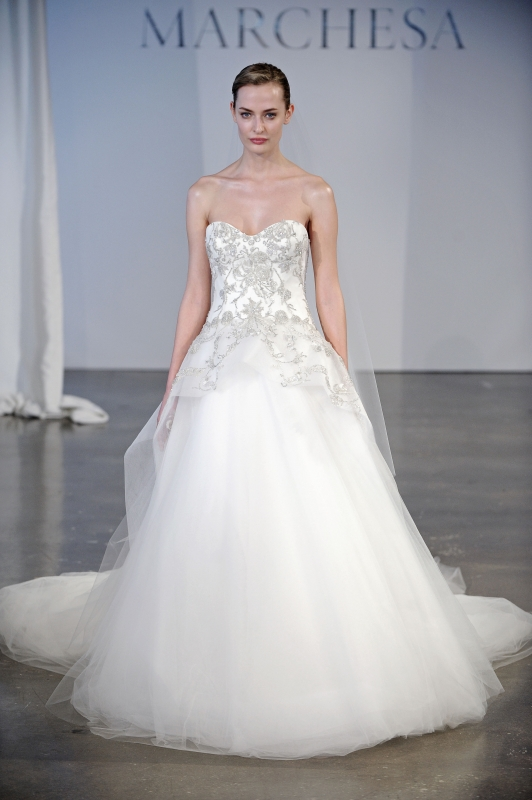 Marchesa - Spring 2014 Bridal Collection - <a href=