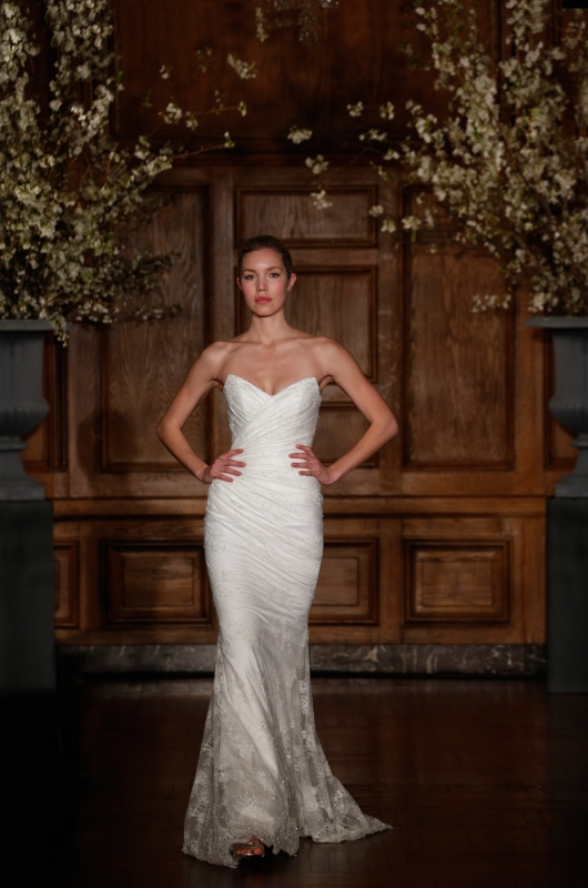 Romona Keveza - Spring 2014 Bridal Collection - <a href=
